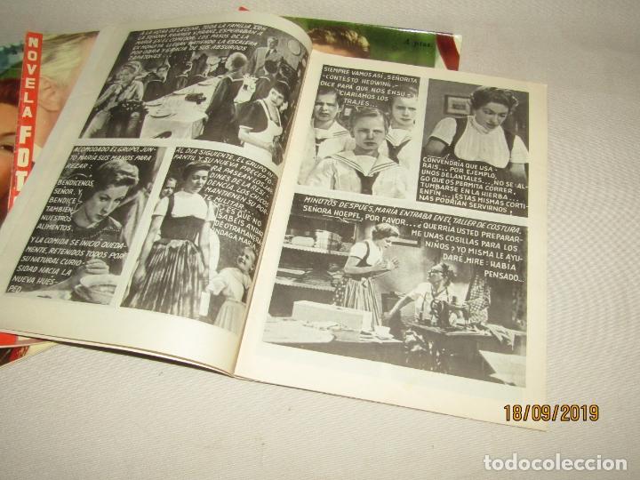 Cine: Antigua NOVELA FOTOFILM en LA FAMILIA TRAPP de FHER - Año 1958 - Foto 3 - 177874908