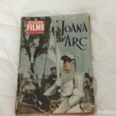 Cine: NOVELA FILME - JOANA D´ARC - INGRID BERGMAN, JOSÉ FERRER Y OTROS. Lote 178311773