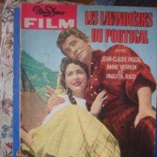Cine: PAQUITA RICO MONS DEUX FILMS REVISTA FRANCESA FOTONOVELA DE LA PRLICULA. Lote 178984823