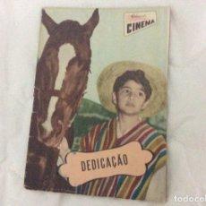 Cine: - DEDICAÇÃO - CON PEDRO ARMENDARIZ, ANDRES VELASQUEZ. ILUSTRADA.. Lote 182679460