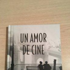 Cine: LIBRITO DE UN AMOR DE CINE. Lote 186436925