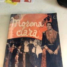 Cine: MORENA CLARA. Lote 188804272
