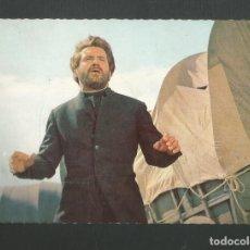 Cine: FOTO POSTAL CIRCULADA SIN SELLO ACTOR MILA BALOH EDITA CINEMA SCOPE. Lote 190869945