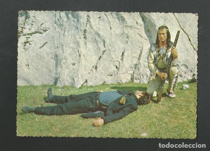 FOTO POSTAL SIN ESCRIBIR CINE - PIERRE BRICE UND MILA BALOH - EDITA I.S.V C.17 (Cine - Foto-Films y Cine-Novelas)