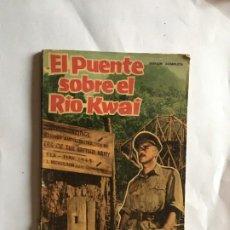 Cine: FOTO- FILM EL PUENTE SOBRE EL RIO KWAI ANTIGUO DE 1959 EN BASTANTE BUEN ESTADO. Lote 191440928