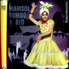 Cine: MARISOL RUMBO A RÍO (FELICIDAD Nº 8, 1963). Lote 194714616