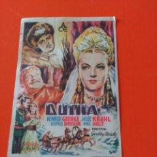 Cine: DUNIA. Lote 195208441
