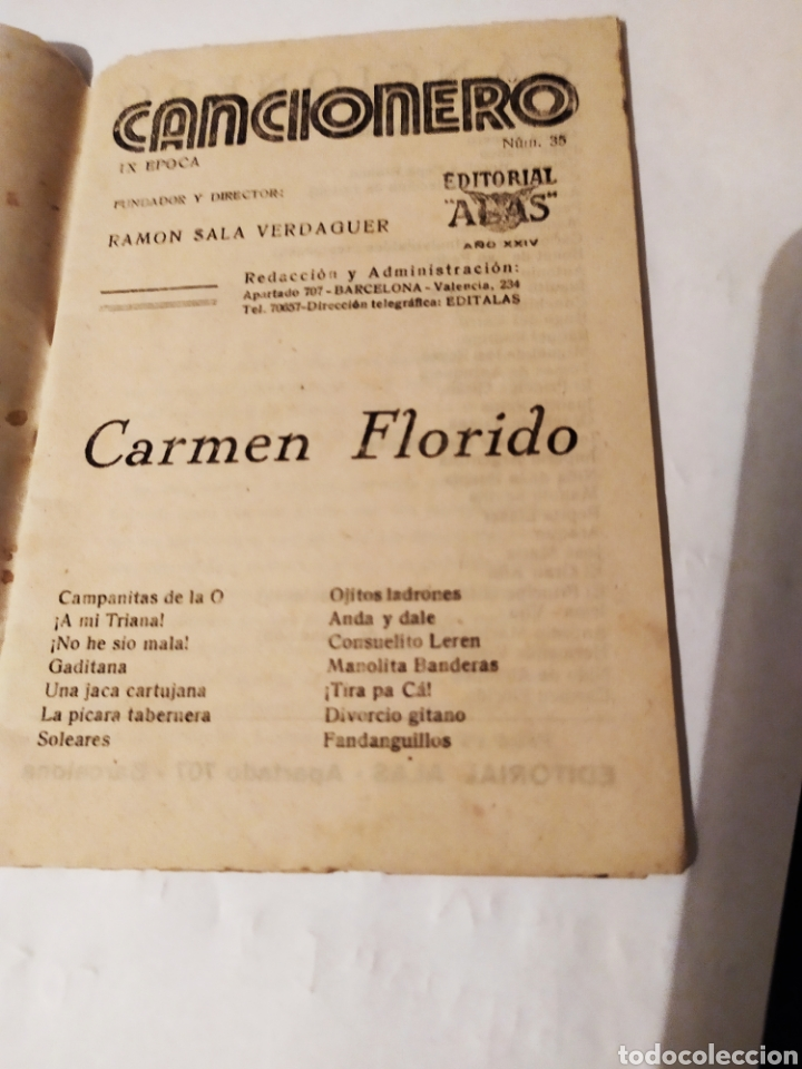 Cine: Carmen florido año, 24. N 35. - Foto 3 - 195681705