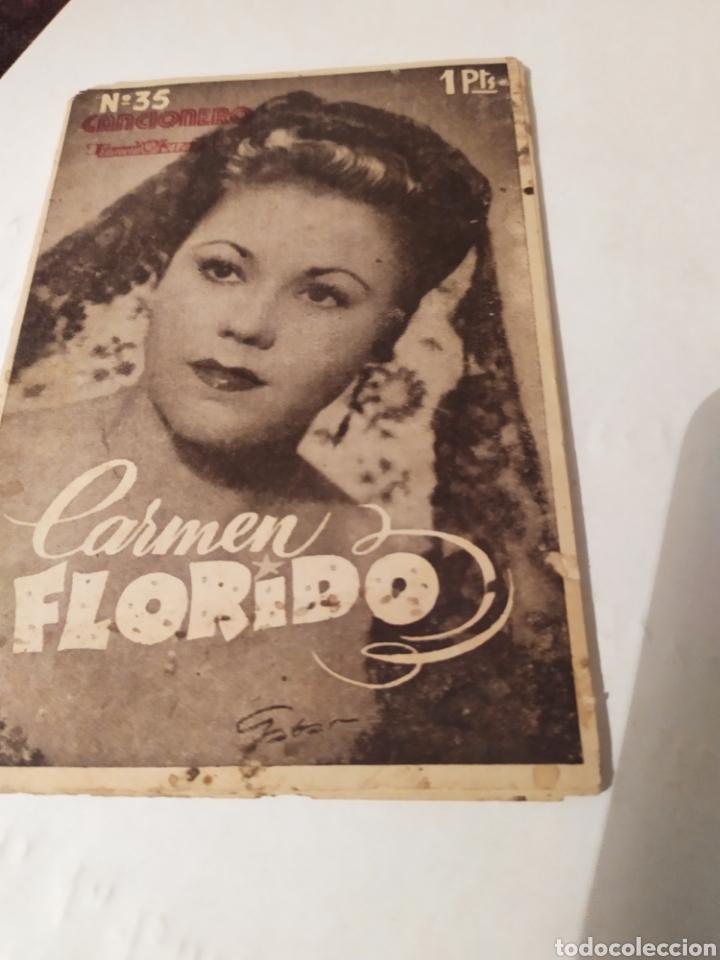 CARMEN FLORIDO AÑO, 24. N 35. (Cine - Foto-Films y Cine-Novelas)