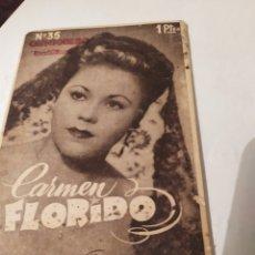 Cine: CARMEN FLORIDO AÑO, 24. N 35.. Lote 195681705