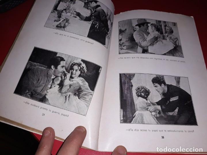 Cine: Rebelde con Shirley Temple. Argumento Novelado de Pelicula con Fotografias.1939 - Foto 2 - 197901625