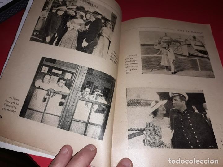 Cine: Viva la Marina. Argumento Novelado de Pelicula con Fotografias.1940 - Foto 2 - 197902373