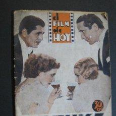 Cine: TE QUISE AYER-EL FILM DE HOY-NOVELA DE PELICULA-VER FOTOS-(V-19.703). Lote 202271498