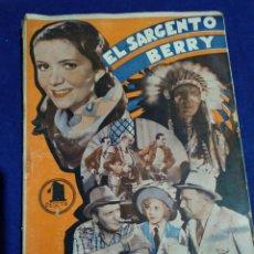 Cine: EL SARGENTO BERRY. Lote 203611348