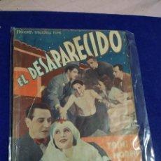 Cine: EL DESAPARECIDO. Lote 203612491
