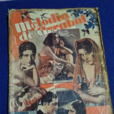 Cine: MELODIA DE ARRABAL. Lote 203612752