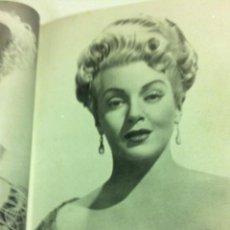 Cine: LOS TRES MOSQUETEROS - TAPA DURA- 1949 - COMPLETAMENTE NUEVO - MUCHAS FOTOGRAFÍAS. Lote 204694652