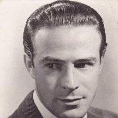 Cine: POSTAL CONRADO SANMARTIN ESCRITA 1955. Lote 205435432