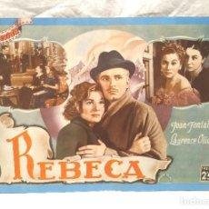 Cine: CINEVIDA REBECA. Lote 206532332