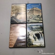 Cine: LOTE DVDS ODISEA. Lote 207602345