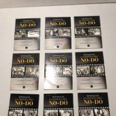 Cine: HISTORIAS DE LA ESPAÑA DEL NO-DO. Lote 207602498