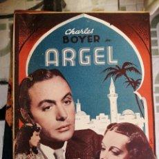 Cine: ARGEL - CHARLES BOYER, HEDY LAMARR. Lote 208942631
