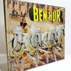 Cine: BEN - HUR COLECCIÓN SENDAS MILAGROSAS *** EDICIONES BETIS 1960. Lote 208965913