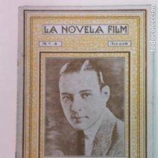 Cinema: RODOLFO VALENTINO LOS CUATRO JINETES DEL APOCALIPSIS LA NOVELA FILM. Lote 209590347