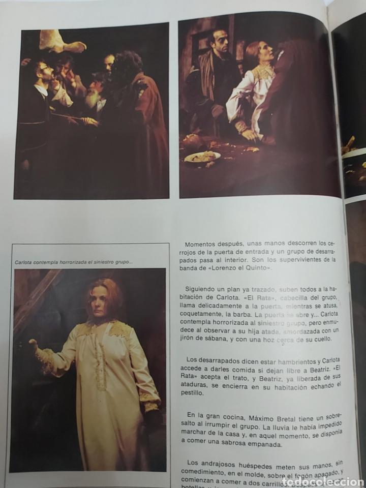 Cine: MOVIE SEX N 2 BEATRIZ, Carmen Sevilla, José Sacristán, Sandra Mozarovski. Revista de la película - Foto 3 - 212558893