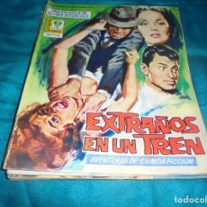 Cinéma: ALFRED HITCHCOCK. EXTRAÑOS EN UN TREN. Nº 5. CINE-NOVELA. EDITORPRESS, 1968. Lote 213182356