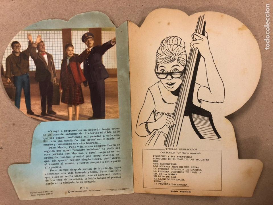Cine: MARISOL EN TÓMBOLA. CUENTO TROQUELADO (EDITORIAL FHER 1962). - Foto 4 - 216495330