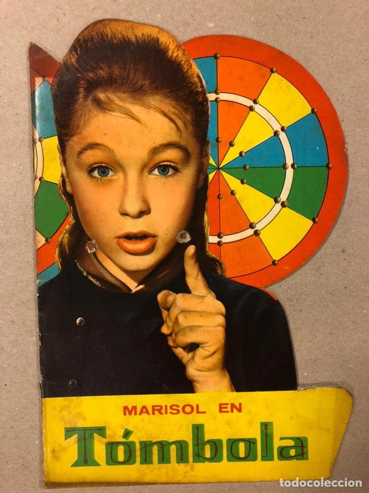 MARISOL EN TÓMBOLA. CUENTO TROQUELADO (EDITORIAL FHER 1962). (Cine - Foto-Films y Cine-Novelas)