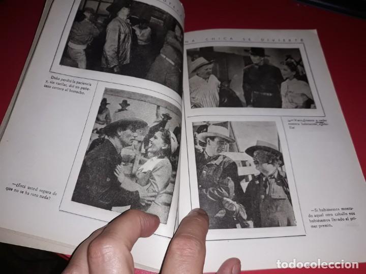 Cine: Una Chica se Divierte con John Wayne .Argumento Novelado con muchas Fotografias. 1943 - Foto 3 - 217729585
