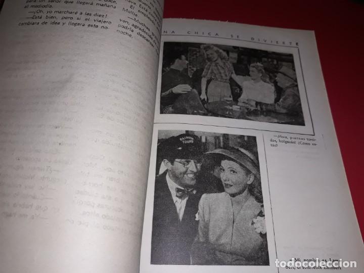 Cine: Una Chica se Divierte con John Wayne .Argumento Novelado con muchas Fotografias. 1943 - Foto 4 - 217729585