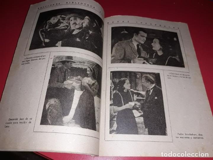 Cine: Rutas Infernales con John Wayne y Charles Coburn .Argumento Novelado con muchas Fotografias. 1940 - Foto 3 - 217731952