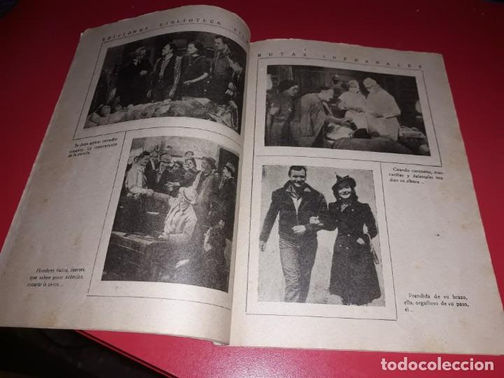 Cine: Rutas Infernales con John Wayne y Charles Coburn .Argumento Novelado con muchas Fotografias. 1940 - Foto 4 - 217731952