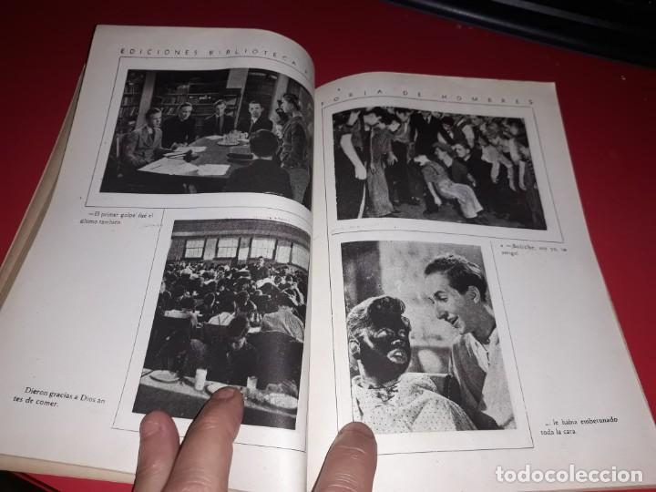 Cine: Forja de Hombres con Spencer Tracy y Mickey Rooney .Argumento Novelado con muchas Fotografias. 1938 - Foto 4 - 217732683
