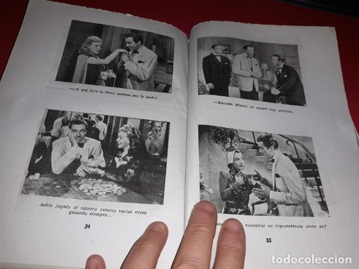 Cine: A la Habana me Voy con Carmen Miranda.Argumento Novelado con muchas Fotografias. 1941 - Foto 3 - 217738006