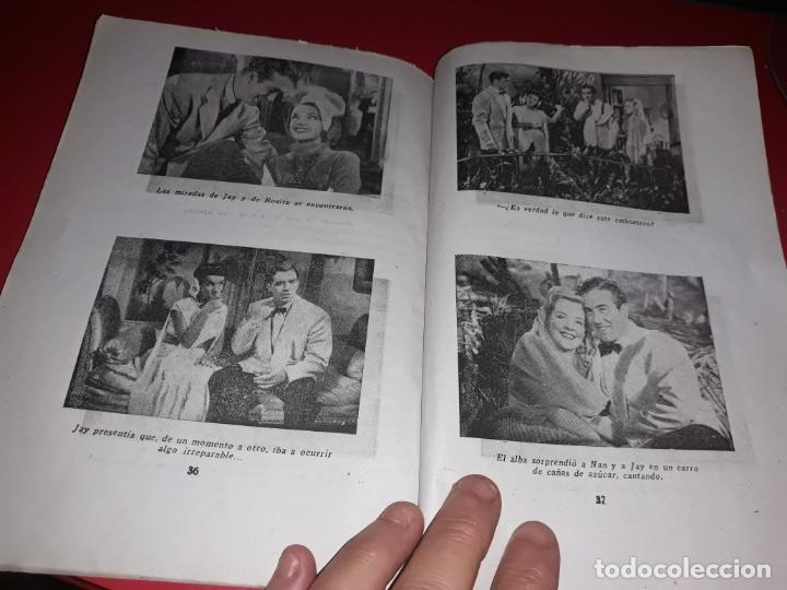 Cine: A la Habana me Voy con Carmen Miranda.Argumento Novelado con muchas Fotografias. 1941 - Foto 4 - 217738006