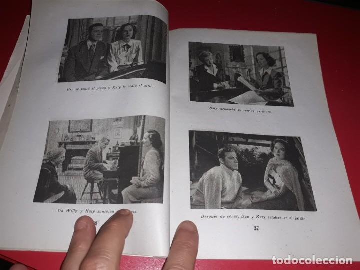 Cine: Mi Corazon te Guia. Argumento Novelado con muchas Fotografias. 1947 - Foto 4 - 217738842