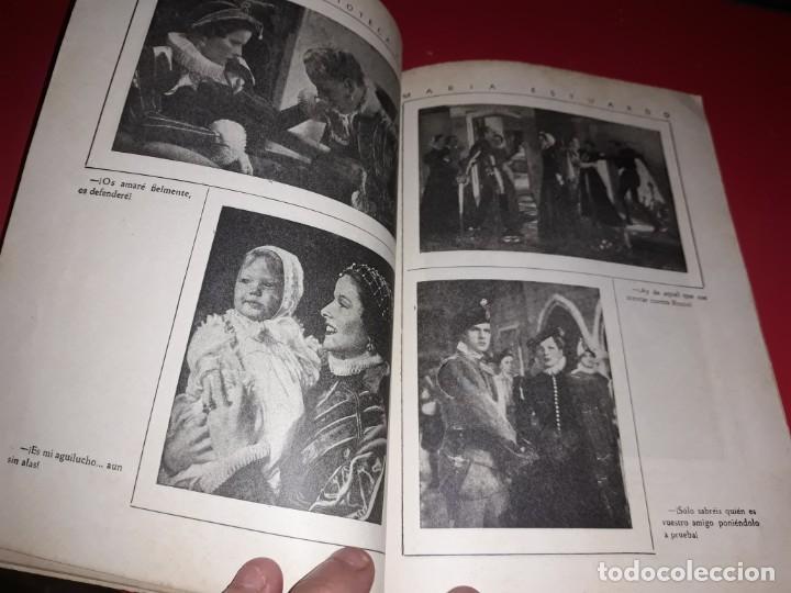 Cine: Maria Estuardo con Katharine Hepburn . Argumento Novelado con muchas Fotografias. 1936 - Foto 3 - 217739637