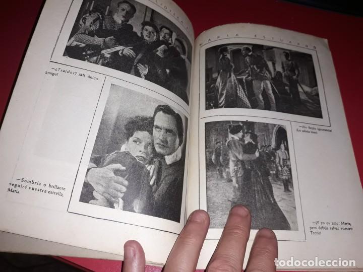 Cine: Maria Estuardo con Katharine Hepburn . Argumento Novelado con muchas Fotografias. 1936 - Foto 4 - 217739637