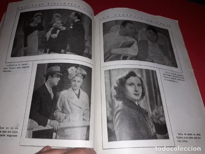 Cine: Una Herencia en París . Argumento Novelado con muchas Fotografias. 1944 - Foto 4 - 217739763