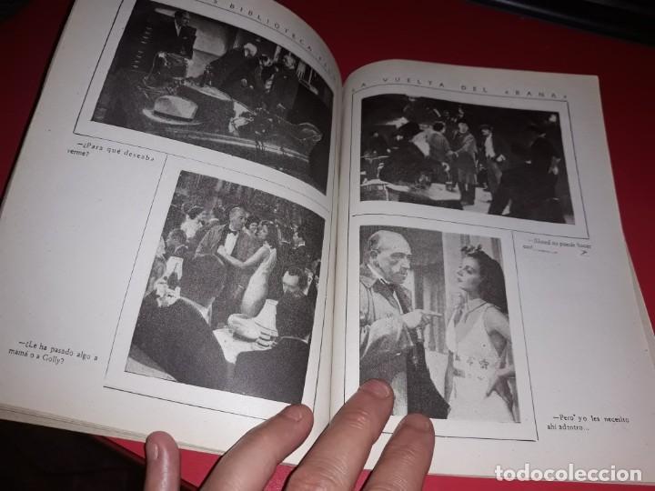 Cine: La Vuelta del Rana Argumento Novelado Pelicula con muchas Fotografias 1938 - Foto 3 - 217815983