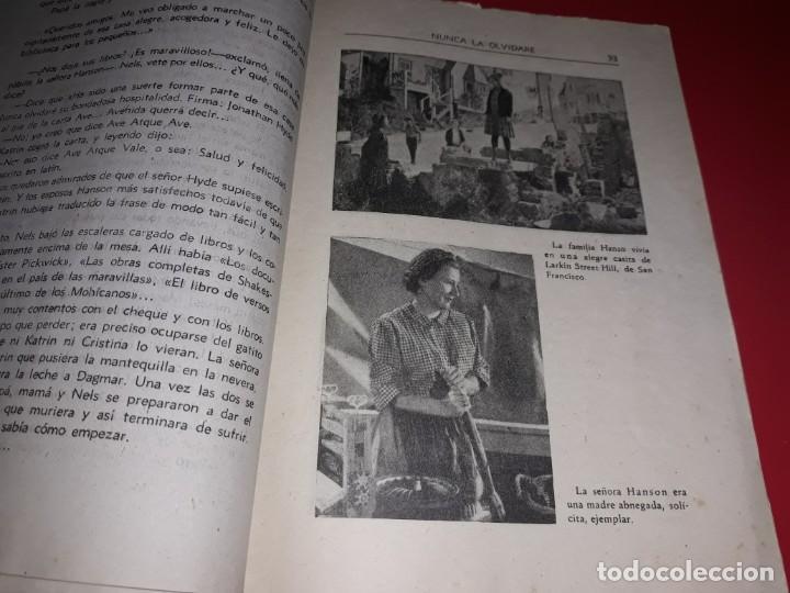 Cine: Nunca la Olvidare con Irene Dunne. Argumento Novelado Pelicula con muchas Fotografias 1948 - Foto 4 - 217816657