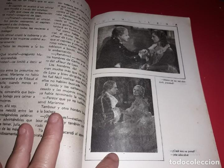 Cine: Luna LLena. Argumento Novelado Pelicula con muchas Fotografias 1940 - Foto 4 - 217817118
