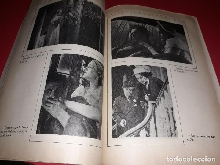 Cine: Extraños en Luna de Miel. Argumento NoveladoPelicula con muchas Fotografias 1936 - Foto 4 - 217819267