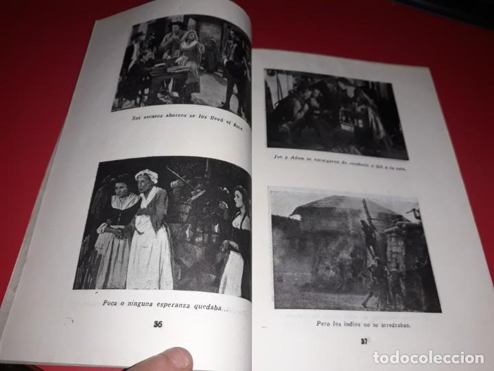Cine: Corazones Indomables con Henry Fonda. Argumento Novelado Pelicula con muchas Fotografias 1939 - Foto 3 - 217819743