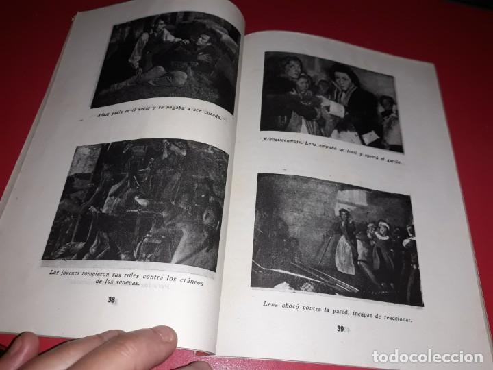 Cine: Corazones Indomables con Henry Fonda. Argumento Novelado Pelicula con muchas Fotografias 1939 - Foto 4 - 217819743