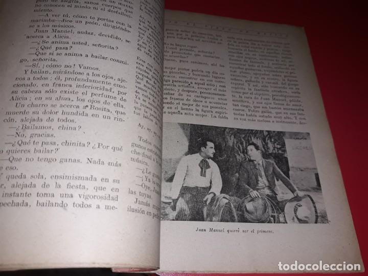 Cine: Bajo el Cielo de Mexico. Argumento Novelado de Pelicula con muchas Fotografias 1937 - Foto 3 - 217823793